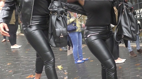 Girl-in-leather-jacket-leather-boots-chester-4k-2