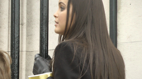 girls-in-leather-candid-street